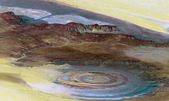 Những phong cảnh kỳ lạ nhất trên Trái Đất - ảnh 7