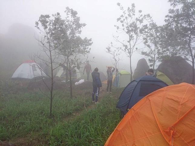 Trekking núi Chứa Chan ngày sương mù - ảnh 6