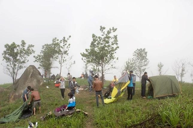 Trekking núi Chứa Chan ngày sương mù - ảnh 7