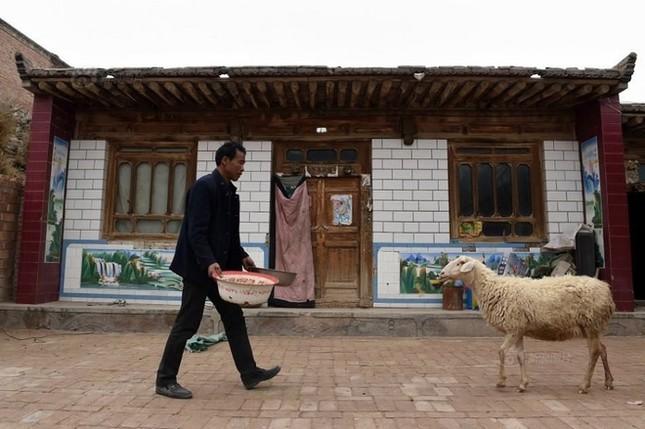 Người đàn ông một mình sống giữa làng ma ở Trung Quốc - ảnh 4