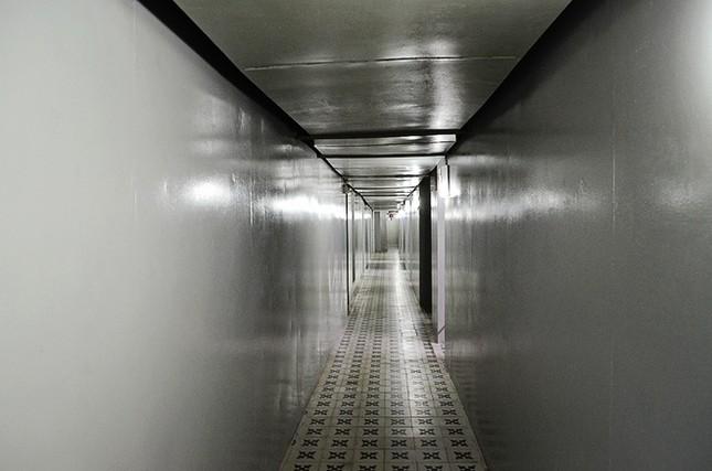 Đường hầm bí mật trong Dinh Độc Lập - ảnh 2