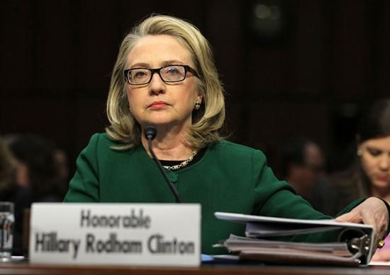 Vì sao Hillary tăng cân chóng mặt khi tranh cử? - ảnh 2