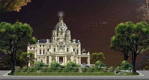 Đại gia Ninh Bình bí ẩn xây lâu đài 1.000 tỷ - ảnh 3