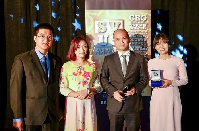 Việt Nam lần đầu tiên giành giải vàng thế giới về sản phẩm CNTT - ảnh 1