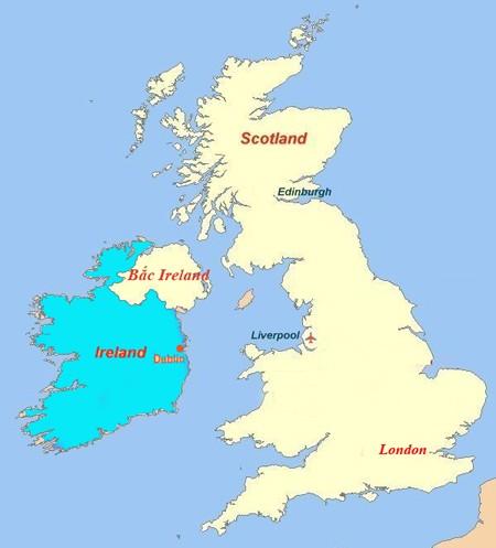 Người Anh ào ạt xin hộ chiếu Ireland hậu Brexit - ảnh 2