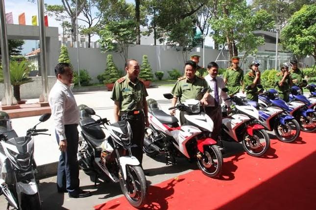Trang bị 100 xe đặc chủng cho CA bắt cướp ở Sài Gòn - ảnh 2