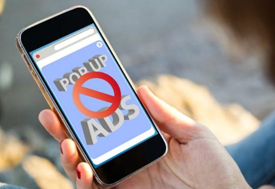 Phần mềm chặn quảng cáo 'làm khó' thương mại di động - ảnh 1