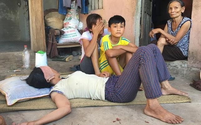 Nổ xe khách: Chết thảm trên đường về cắt lúa cho vợ - ảnh 2