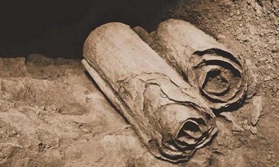 Những cuộn sách Biển Chết cuối cùng ở Hang Đầu lâu - ảnh 1