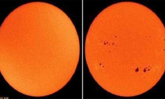 Mặt Trời giảm hoạt động, Trái Đất sắp trải qua tiểu Băng hà - ảnh 1