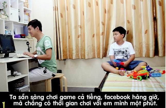 Bộ ảnh về trẻ em khiến người lớn giật mình - ảnh 1