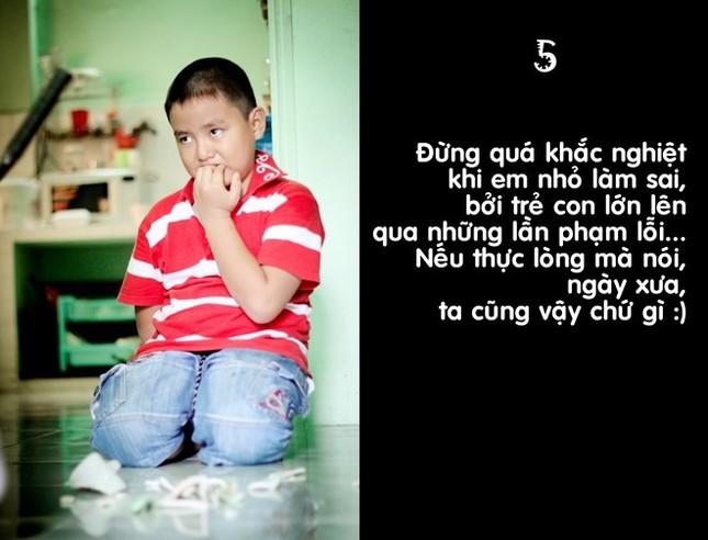 Bộ ảnh về trẻ em khiến người lớn giật mình - ảnh 5