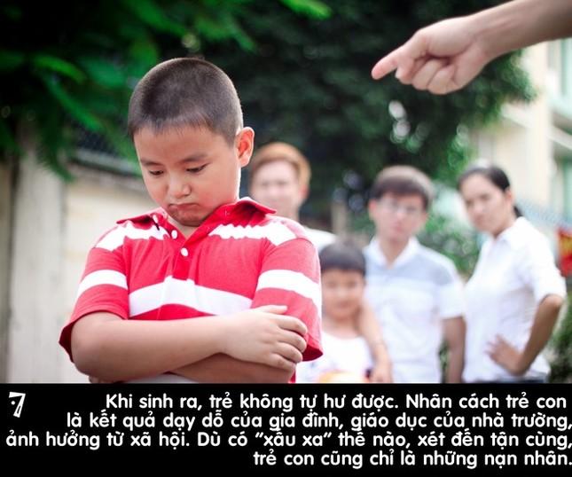 Bộ ảnh về trẻ em khiến người lớn giật mình - ảnh 7