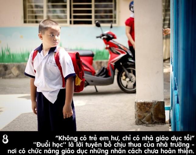 Bộ ảnh về trẻ em khiến người lớn giật mình - ảnh 8