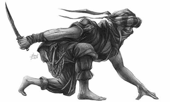 Thủ đoạn của sát thủ cổ đại - ảnh 1