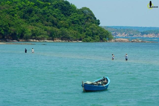 Con đường dưới mực nước biển ở Phú Yên - ảnh 1