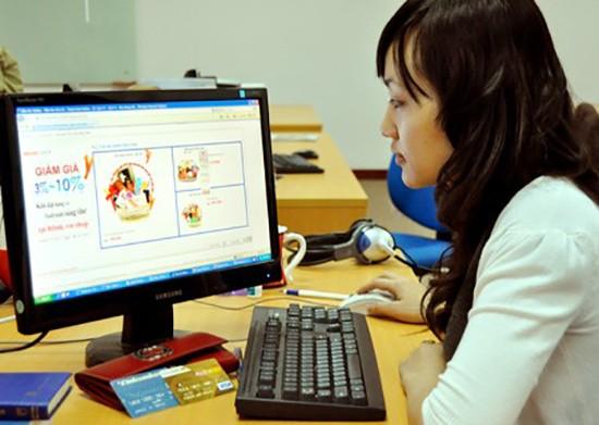 Thói quen mua hàng qua mạng của người Việt - ảnh 1