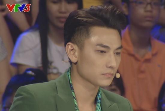 Văn Mai Hương khóc nức nở trên sóng trực tiếp của VTV - ảnh 3