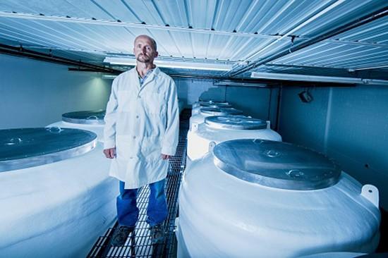 Thử thách của những người hồi sinh từ tủ đông lạnh - ảnh 1