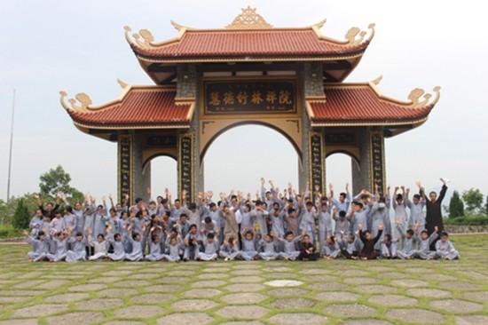 Địa chỉ cho trẻ tập tu, học làm lính gần Hà Nội - ảnh 3