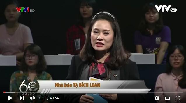 'Ném đá' MC Tạ Bích Loan vì tự ái, cáu giận, không hiểu biết? - ảnh 1