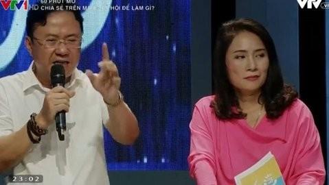 'Ném đá' MC Tạ Bích Loan vì tự ái, cáu giận, không hiểu biết? - ảnh 2