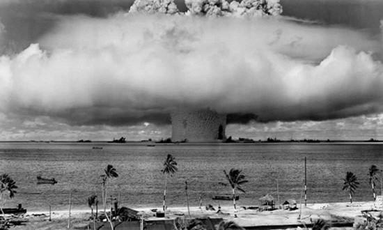 Số phận của hòn đảo thử 23 quả bom hạt nhân - ảnh 1