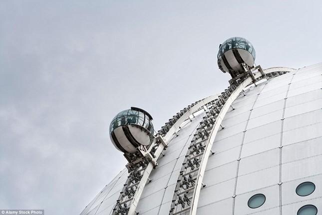 Những công trình thang máy ngoạn mục nhất thế giới - ảnh 10