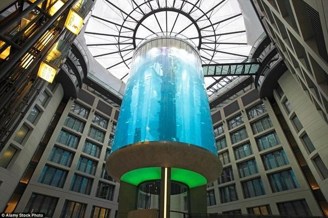Những công trình thang máy ngoạn mục nhất thế giới - ảnh 12