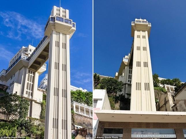 Những công trình thang máy ngoạn mục nhất thế giới - ảnh 13
