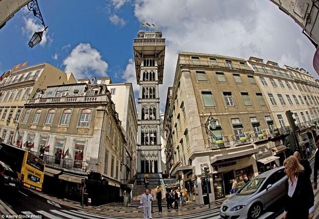 Những công trình thang máy ngoạn mục nhất thế giới - ảnh 15