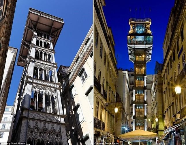 Những công trình thang máy ngoạn mục nhất thế giới - ảnh 16
