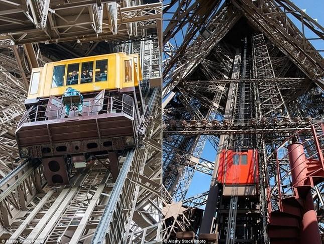Những công trình thang máy ngoạn mục nhất thế giới - ảnh 17
