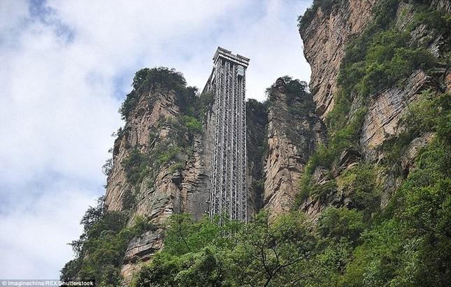 Những công trình thang máy ngoạn mục nhất thế giới - ảnh 2