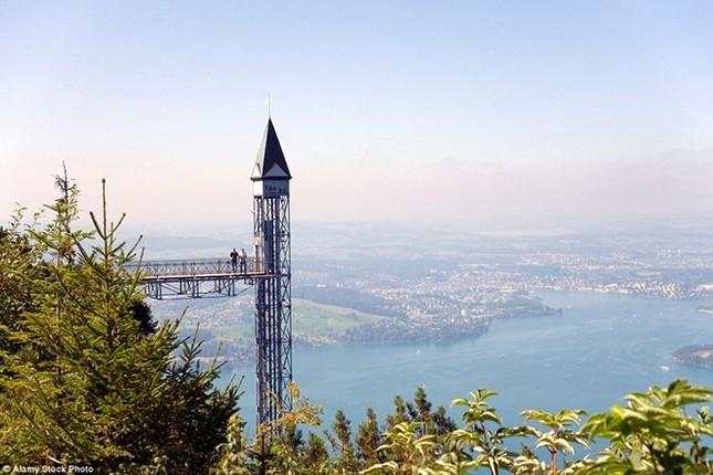 Những công trình thang máy ngoạn mục nhất thế giới - ảnh 3