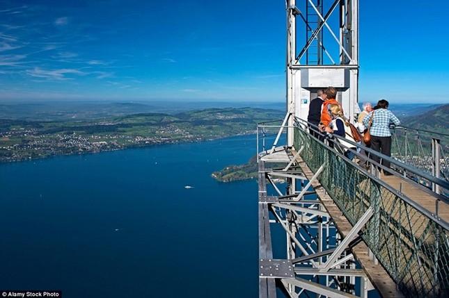 Những công trình thang máy ngoạn mục nhất thế giới - ảnh 4