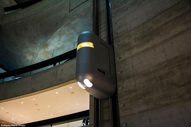 Những công trình thang máy ngoạn mục nhất thế giới - ảnh 7