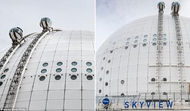 Những công trình thang máy ngoạn mục nhất thế giới - ảnh 9