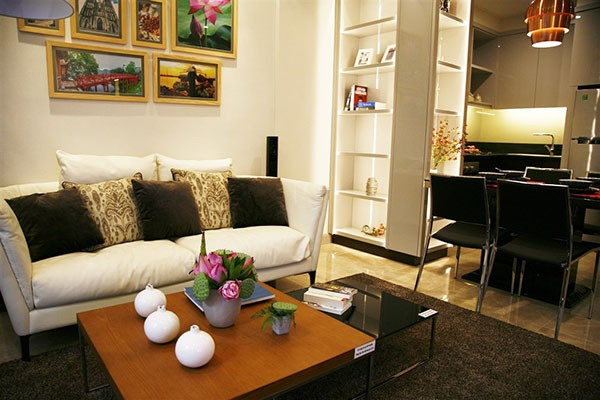 Sun Group giới thiệu căn hộ Sun Grand City Thuy Khue Residence - ảnh 3