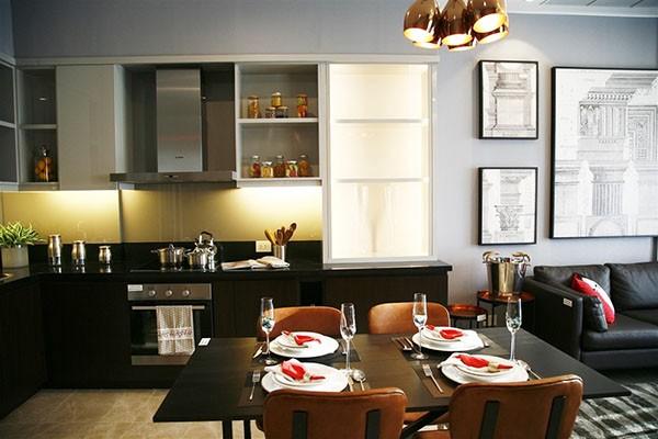 Sun Group giới thiệu căn hộ Sun Grand City Thuy Khue Residence - ảnh 4