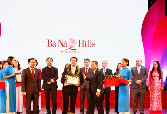 Vinh danh Bà Nà Hills là Khu du lịch hàng đầu Việt Nam - ảnh 1