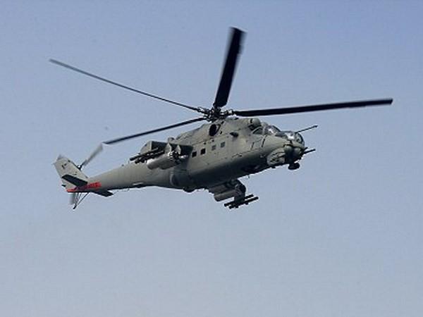 IS nhận bắn rơi trực thăng ở Syria, 2 phi công Nga thiệt mạng - ảnh 1