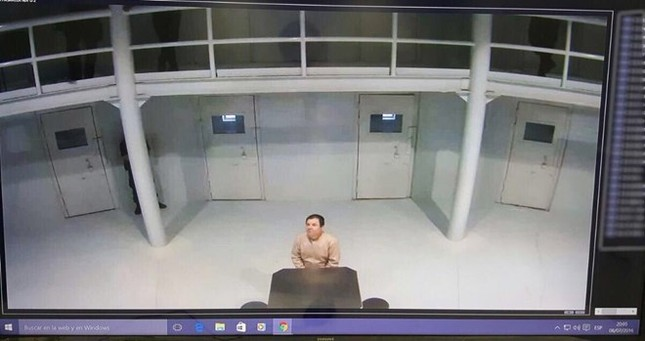 Lại rộ tin đồn trùm matúy Mexico El Chapo vượt ngục lần 3 - ảnh 1