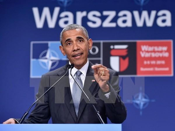 Quan điểm của Tổng thống Mỹ Barack Obama về việc Brexit - ảnh 1
