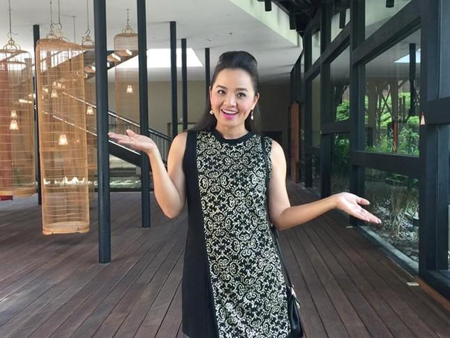 Diễn viên Hoài An: '6 năm ly hôn vẫn bị chồng đến nhà đánh' - ảnh 1