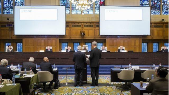 PCA phán quyết: Trung Quốc không có chủ quyền lịch sử ở Biển Đông - ảnh 1