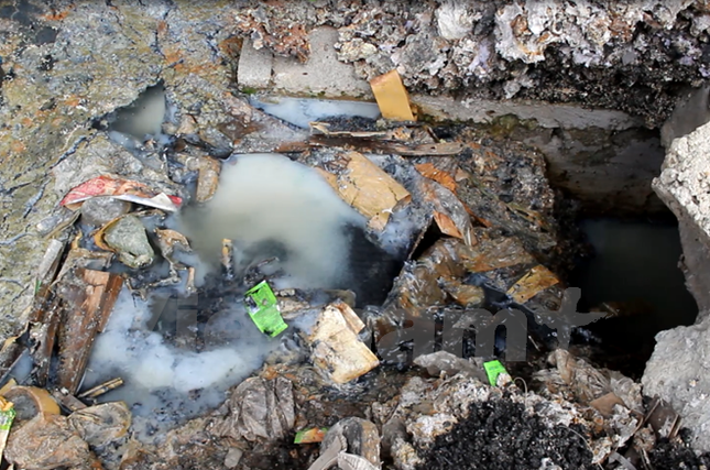 Đốt rác thải công nghiệp, Phong Khê đang 'bức tử' môi trường - ảnh 2