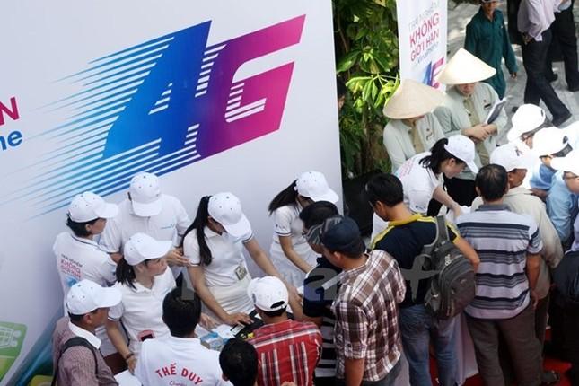 Giấy phép mạng di động 4G có thể được cấp vào cuối tháng Chín - ảnh 1