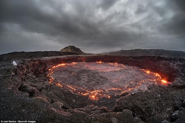 Cổng Địa ngục bùng cháy suốt trăm năm ở Ethiopia - ảnh 6