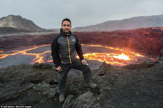 Cổng Địa ngục bùng cháy suốt trăm năm ở Ethiopia - ảnh 8